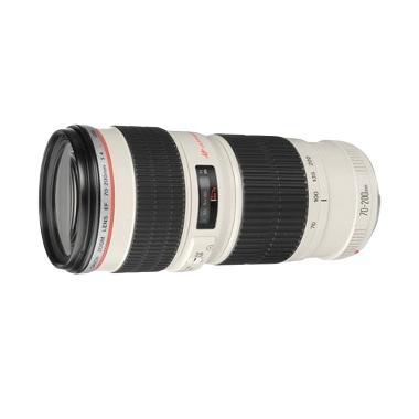 Canon EF 70-200mm f/4L USM Lensa Kamera