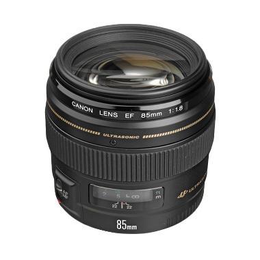 Canon EF 85mm f/1.8 Lensa Kamera