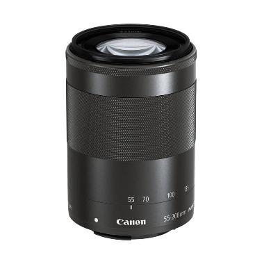 Canon EF-M 55-200mm f-4.5-6.3 IS STM Lensa Kamera Tokocamzone