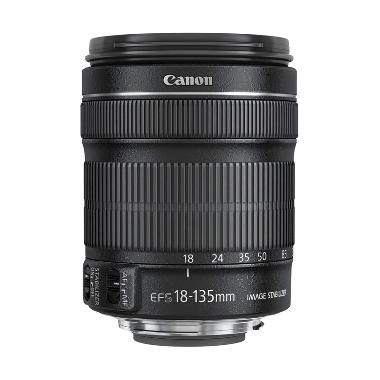 Canon EF-S 18-135mm f/3.5-5.6 IS STM Lensa Kamera