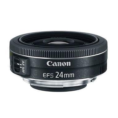 Canon Lensa EF-S 24mm F/2.8 STM