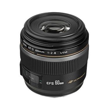 Canon EF-S 60mm f/2.8 Macro USM ( Resmi PT Datascrip )