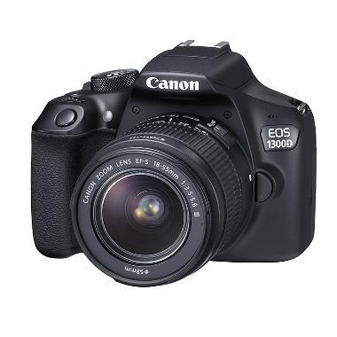 Canon Eos 1300d Kit 18-55 Kamera DSLR
