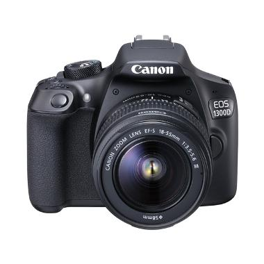 Canon EOS 1300D kit 18-55mm III Kam ... sang ) Citra Photo Lovers