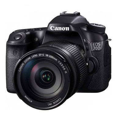 Canon EOS 70D Kit 18-200 Wifi