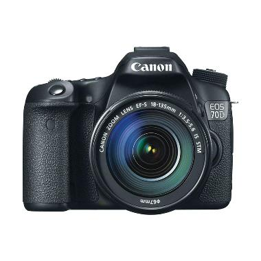 how to turn on lcd screen on canon 70d