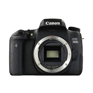 Canon EOS 760D Kamera DSLR Body Only