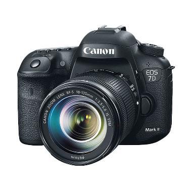 Canon EOS 7D Mark II Kit 18-135mm I ... Guard + WiFi Adapter W-E1