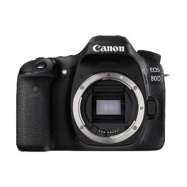 Canon EOS 80D Kamera SLR [Body Only] Citra Photo Lovers