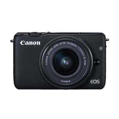 Canon EOS M10 Kit EF-M 15-45mm IS S ...