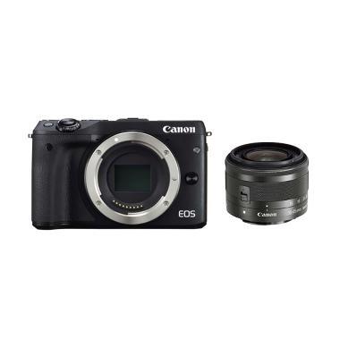 Canon EOS M3 Kit EF-M15-45mm Kamera Mirrorless