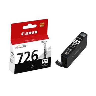 Canon Ink CLI 726 Tinta Printer - Hitam