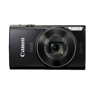 Canon IXUS 285 HS Kamera Pocket - Hitam