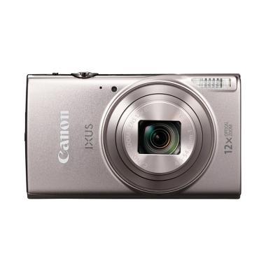 harga Canon Digital IXUS 285 HS [Silver] - Focus Nusantara Blibli.com