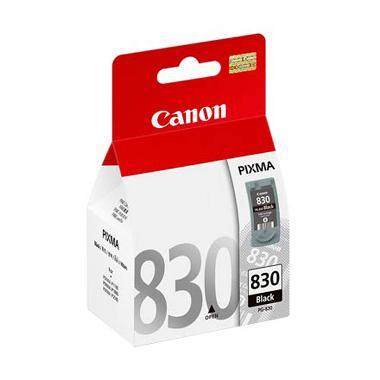 Canon PG-830 Tinta Printer - Hitam