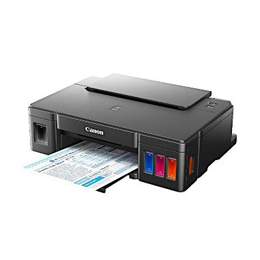 Canon Pixma G1000 Printer - Hitam