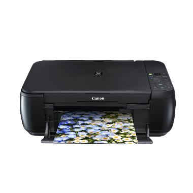 Canon Pixma MP287 Printer - Hitam [Print/Copy/Scan]