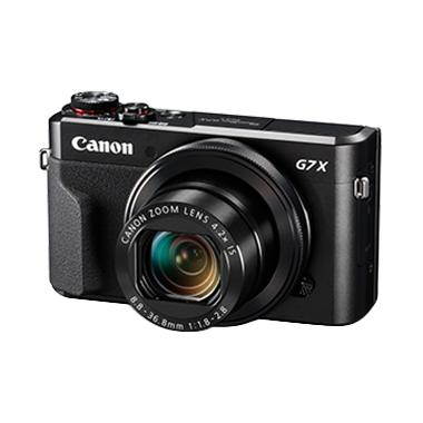 Canon PowerShot G7 X Mark II Kamera ... k + Free LCD Screen Guard