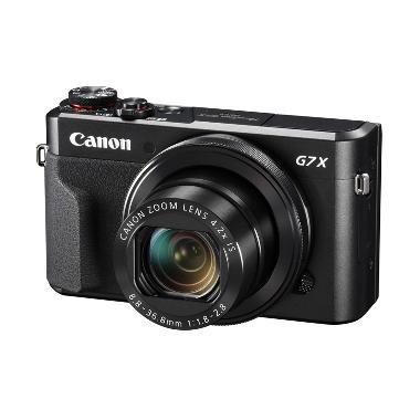 Canon Power Shot G7X Mark II Kamera Pocket