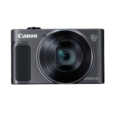 Canon PowerShot SX620 HS Kamera Pocket - Black
