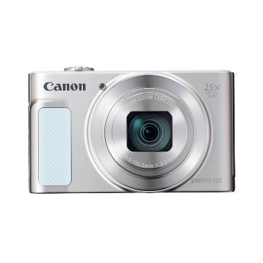 Canon PowerShot SX620 HS Kamera Pocket - White