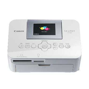 Canon SELPHY CP1000 Compact Photo Printer - White