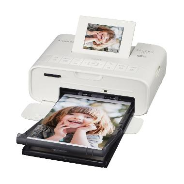 Canon SELPHY CP1200 Compact Photo Printer - White