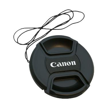 Canon 58mm Black Lens Cap