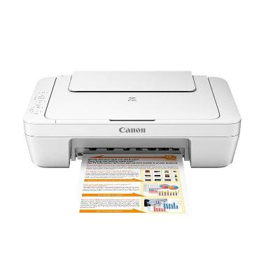 Printer Canon Mg2570 Printer Multi Fungsi