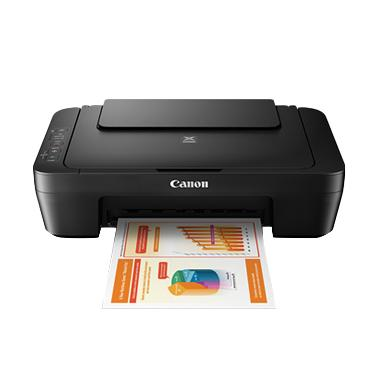 Canon MG2570s Printer Multifungsi - Hitam