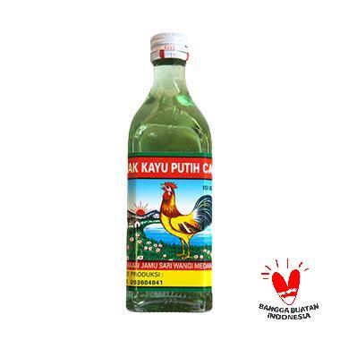 Cap Ayam Minyak Kayu Putih [150 mL]