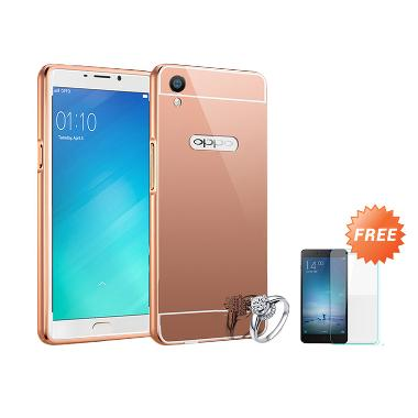 Best Seller Case Mirror Bumper for  ... old + Free Tempered Glass