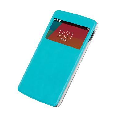 Case Flip Cover Casing for Samsung Galaxy Grand Duos i9082 - Blue sea