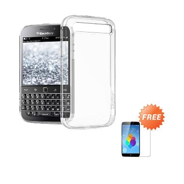 Case Ultra Thin Softcase Casing for ... ed Glass Screen Protector