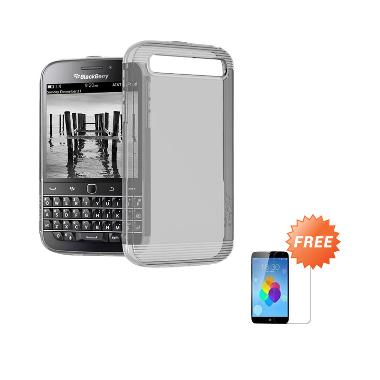 Case Ultra Thin Softcase Casing for ... abu + Free Tempered Glass