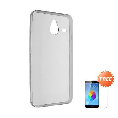 Case Ultrathin Softcase Casing for  ... abu + Free Tempered Glass