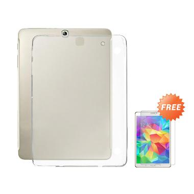 Case Ultrathin Softcase Casing for  ... ear + Free Tempered Glass