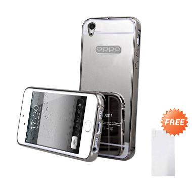 Case Mirror Bumper Casing for OPPO  ... n Protector [Best Seller]