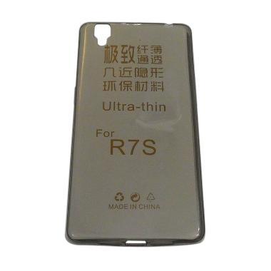Case Ultrathin Casing for Oppo R7S - Hitam