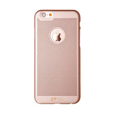 Loopee Woven Casing for iPhone 6/6S - Rose Gold