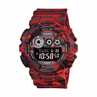 Jam Tangan Casio G-SHOCK GD120CM-4  ...