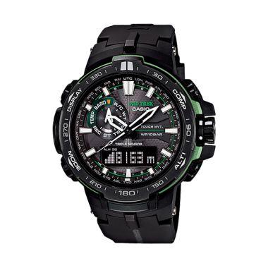 Casio Protrek PRW-6000Y-1A Black Ja ...