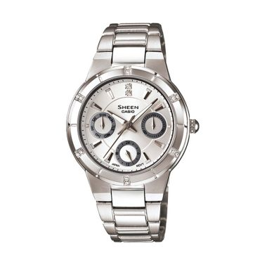 Casio Sheen SHE-3800D-7A Jam Tangan ...
