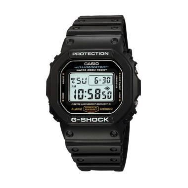 CASIO G-SHOCK Jam Tangan Pria DW-5600E-1VQ