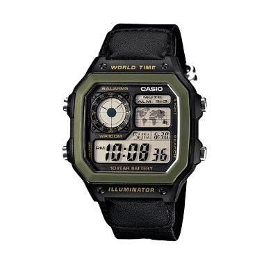 Jual Jam Tangan Casio Ae 1200 Terbaru - Harga Murah  446ec2b823