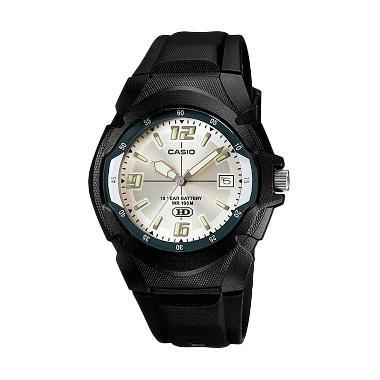 Casio Jam Tangan Pria Original - Diver Look MW-600F-7AVDF