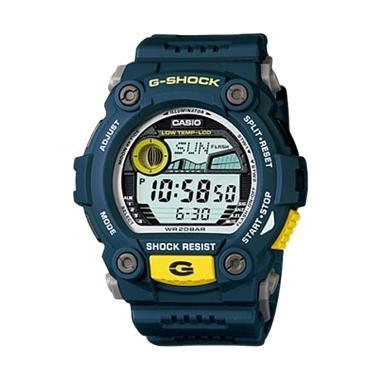 Casio G Shock G-7900-2DR Biru Jam Tangan Pria
