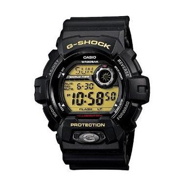 Casio G Shock G-8900-1DR Jam Tangan Pria