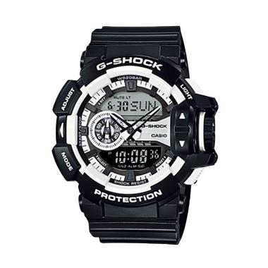 Casio G Shock GA-40-1ADR Jam Tangan Pria