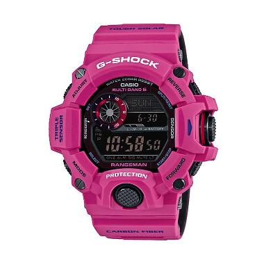 Casio G-Shock GW-9400SR-4 Rangeman  ... ria- Pink Limited Edition